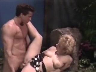 Peter north stars in retro interracial threesome vintage