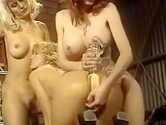 Lois Ayres, Nikki Wilde, Viper + T.T. Boy