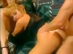 Liz Leighton & Heaven Leigh vs Peter North