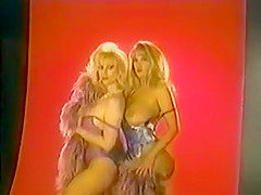 Rhonda Shear & Monique Gabrielle Photoshoot