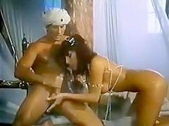 Simona Valli - erotic adventures of Aladdin