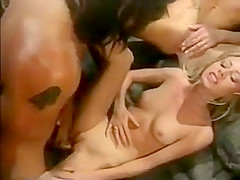 Hot And Wild Threesome With Dana And Audrey