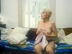 Dorothy LeMay Does it in a Rabbit Costume -