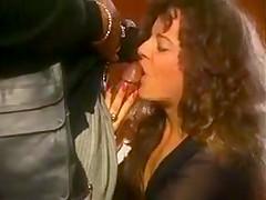 Careena Collins craving black dick in her ass