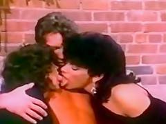 Vanessa Del Rio, a girl & a guy (Audio is low!)