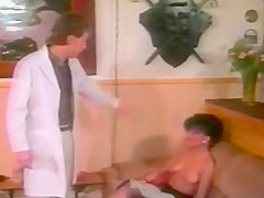 Nina DePonca & Tom Byron - Fade to Black (1988)