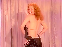 TAKE IT OFF - vintage nylons striptease stockings
