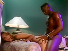 Vintage Interracial - Sean Michaels & Tanya Storm
