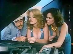 Brooke West, John Seeman & the girls - Garage Girls