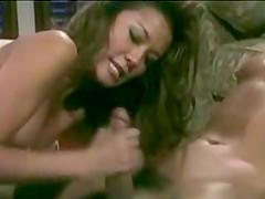 Kobe Tai painful anal, blowjob then handjob cumshot