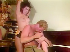 Arcie Miller, Jessica Bogart & Randy West threesome