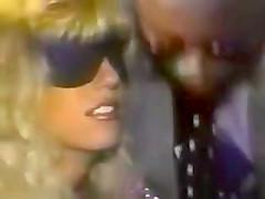 Sean Michaels and friends fuck hot white girl - retro