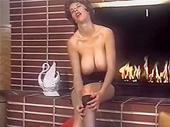 Light My Fire Boobs Striptease...