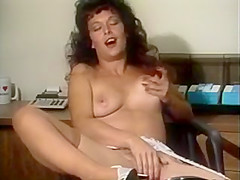 Sexy Time For Secretary - Jerk Off Encouragement - JOE