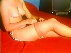 DREAM LOVER - vintage striptease nylons stockings heels