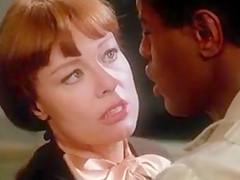 Interesting Black in white softcore movie