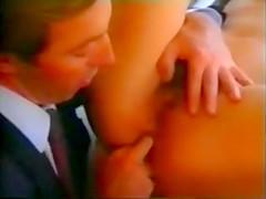 SH Retro Hairy Girl Fucked By Yves Baillat In Zhe Office