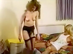 vintage 70s danish - Hungry Housewife (german dub) - cc79