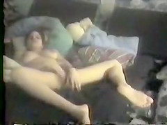 Vintage mature couple sextape 2 with oral, mast and fuck