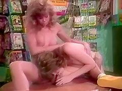 SH Retro Pornstars Siobhan Hunter, Blondi And Tony Motana
