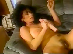 Vintage Lesbian Gym Workout - Heather Lee and Traci Prince