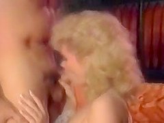 Battle of superstars 1980s threesome scene