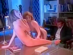 I Love The 90's - 2 Hookers Put On A Show & Take Hard Cock