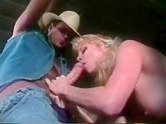 Vintage Big Tits Blond Tiffany Million - Hillbilly Threesome