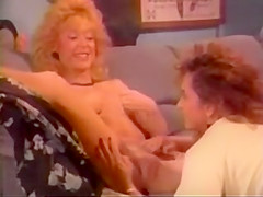 Nina Hartley and Keisha - Another old hot girl - girl scene.