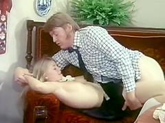 Lusty Au Pair