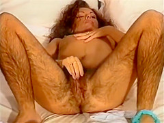 Sandra - Super Hairy Amateur