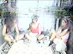 Tickled Tarts - Vintage 90s Tickling Video - w/Trinity Loren