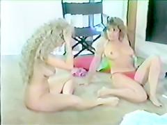 Student Fetish Video #6 - Vintage 90's Tickling w/Dee Dee Reeves