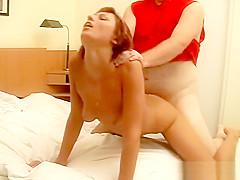 Redhead Babe Amateur Fuck Fun