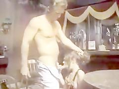 Vintage Teen Anal In Saloon
