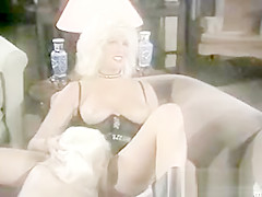 Blonds sucking black cock