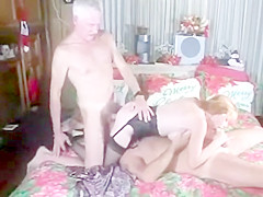 Mature Bi Threesome Fuck2