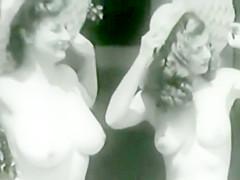 Beautiful Ladies of the 1940s
