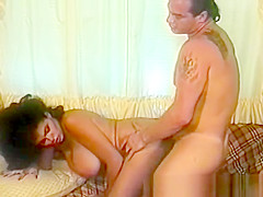 Classic Latina Big Nipples Fuck