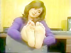 Beautiful Retro Feet