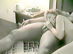 Inexperienced cute wife gets gangbanged in hotel room