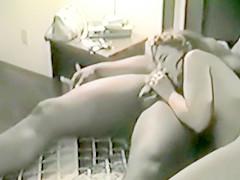 Inexperienced cute wife gets gangbanged in hotel room