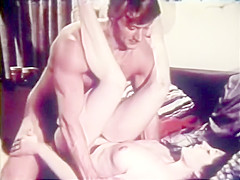 Sexy Vintage Couple Fuck