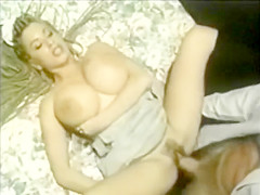 HUGE BOOBS TITS LONG NAILS MATURE MILF VINTAGE HARDCORE PORNSTAR SEX