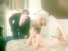 Classic hardcore movie with group scenes