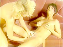 Naughty Nymphs - Scene 3