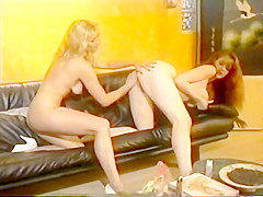 FIRST TIME LESBIANS 2 - Scene 1