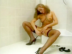 Sadica Krudelia III - Part 2 (handcuffs masturbation)
