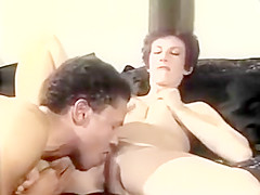 Nice Young Black Dude Has Hot Time With Vintage Milf