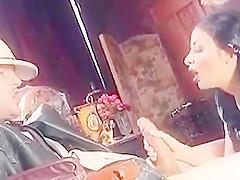 Kinky French maid